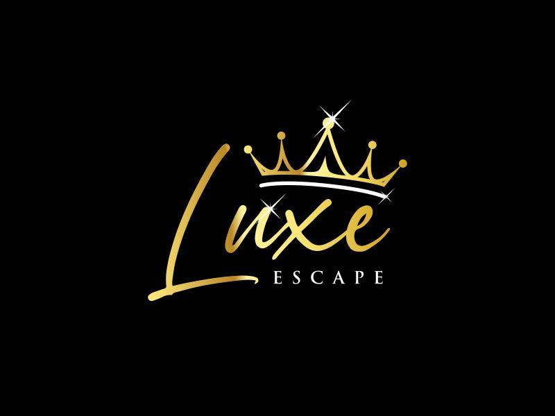 Luxe Escape logo design by Kopiireng