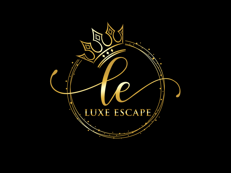 Luxe Escape logo design by ingepro