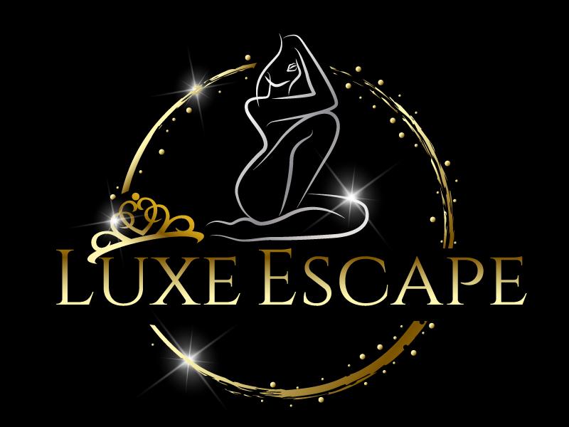 Luxe Escape logo design by jaize