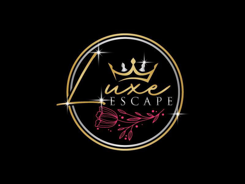 Luxe Escape logo design by Erasedink