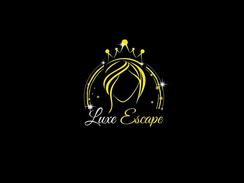 Luxe Escape logo design by ian69
