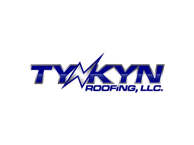 Ty-Kyn Roofing, LLC. logo design by jonggol