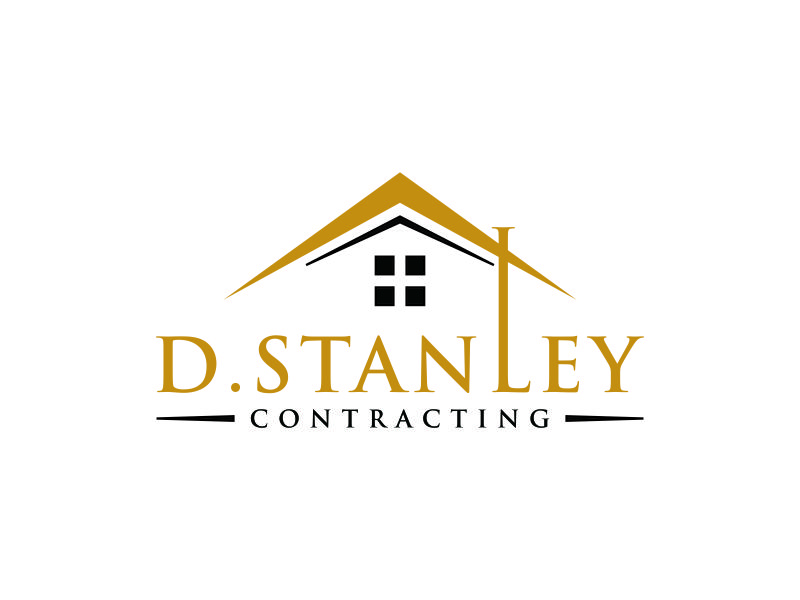 D.Stanley Contracting logo design by jancok