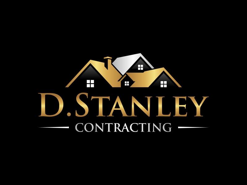 D.Stanley Contracting logo design by yunda