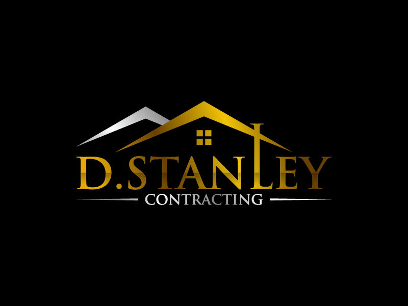 D.Stanley Contracting logo design by betapramudya