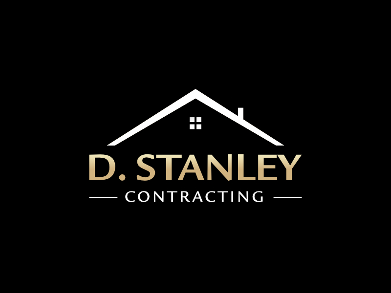 D.Stanley Contracting logo design by strangefish