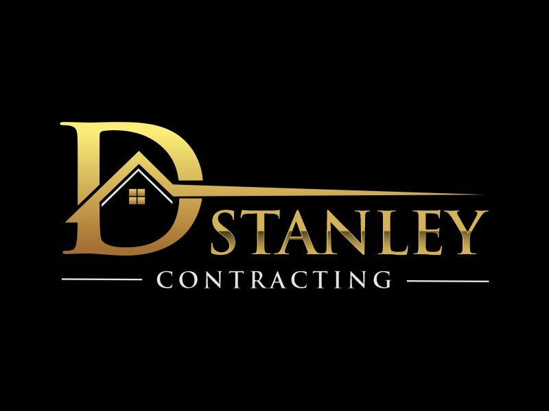 D.Stanley Contracting logo design by Mahrein