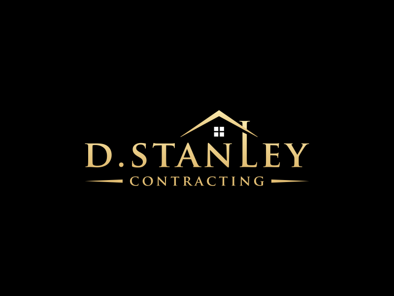 D.Stanley Contracting logo design by imagine