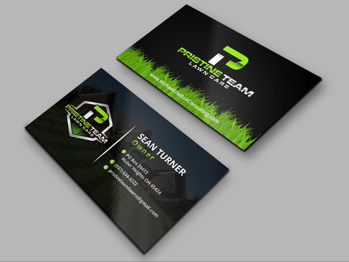 Pristine Team logo design by grea8design