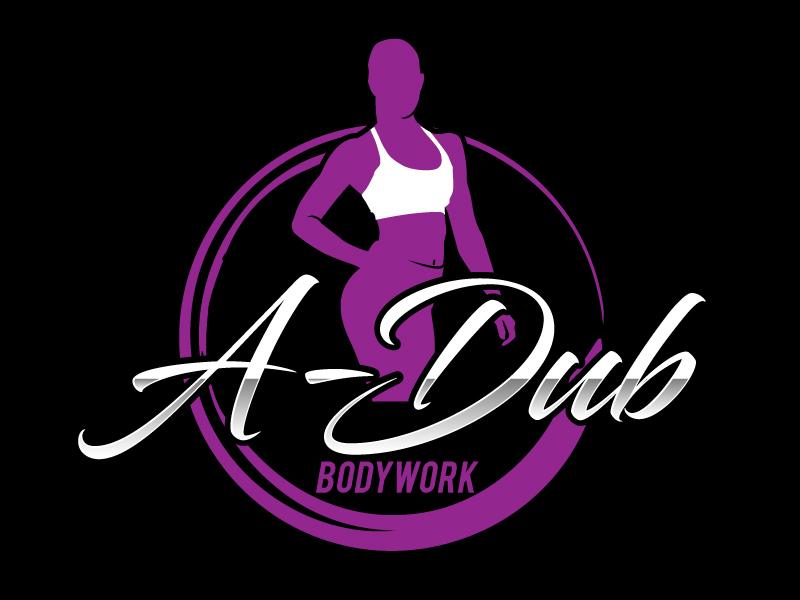 A-Dub Bodywork logo design by ElonStark