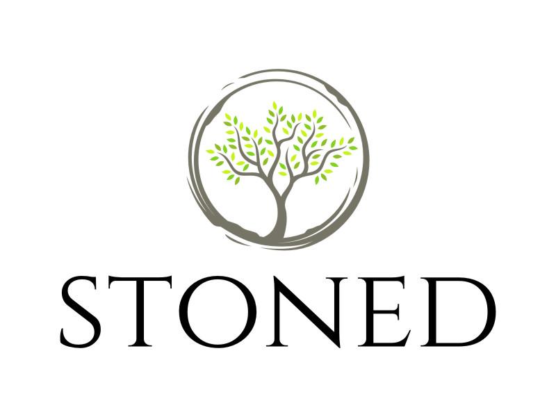 Stoned logo design by jetzu