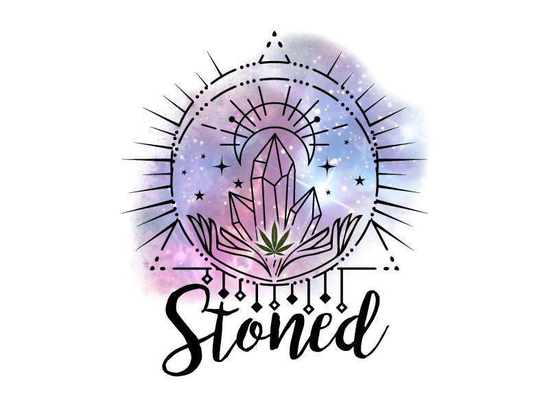 Stoned logo design by jaize