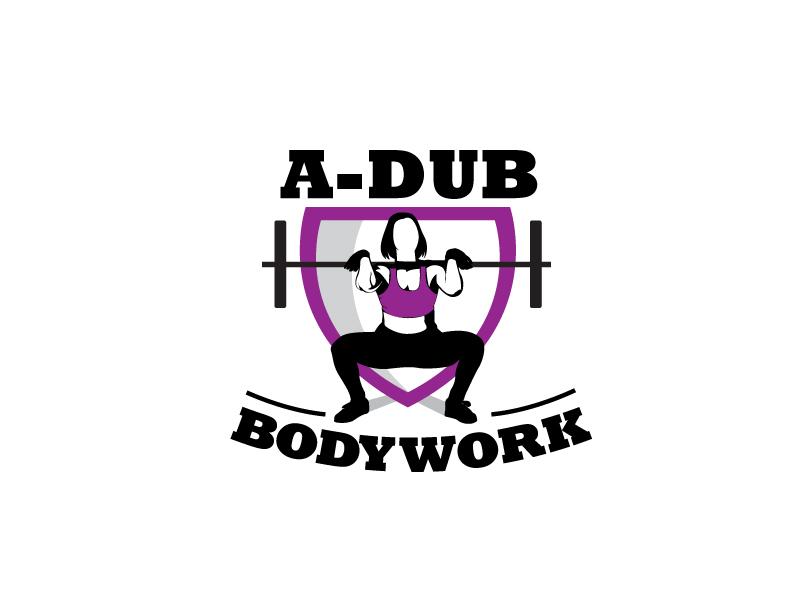 A-Dub Bodywork logo design by LogoInvent