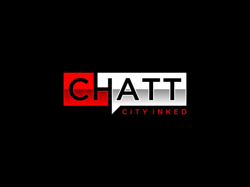 Chatt City Inked logo design by mukleyRx