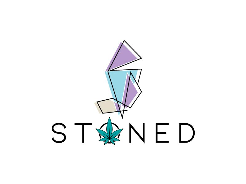 Stoned logo design by axel182