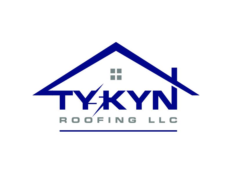 Ty-Kyn Roofing, LLC. logo design by strangefish