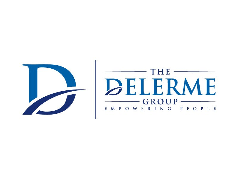 The Delerme Group logo design by Creativeminds