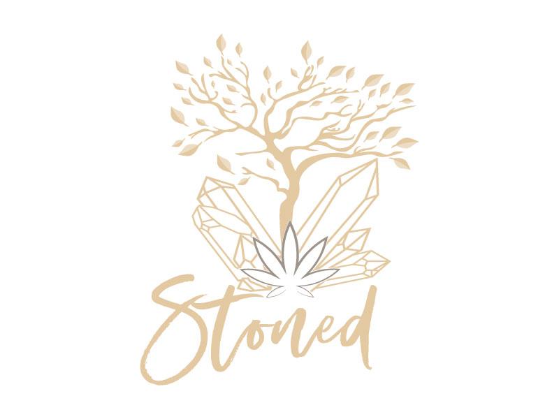 Stoned logo design by Htz_Creative
