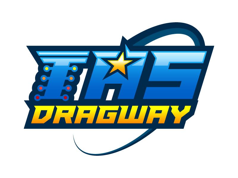 Tas dragway logo design by PRN123