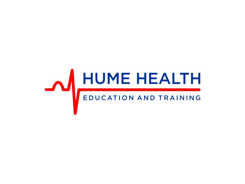 Hume Health Education and Training logo design by sabyan