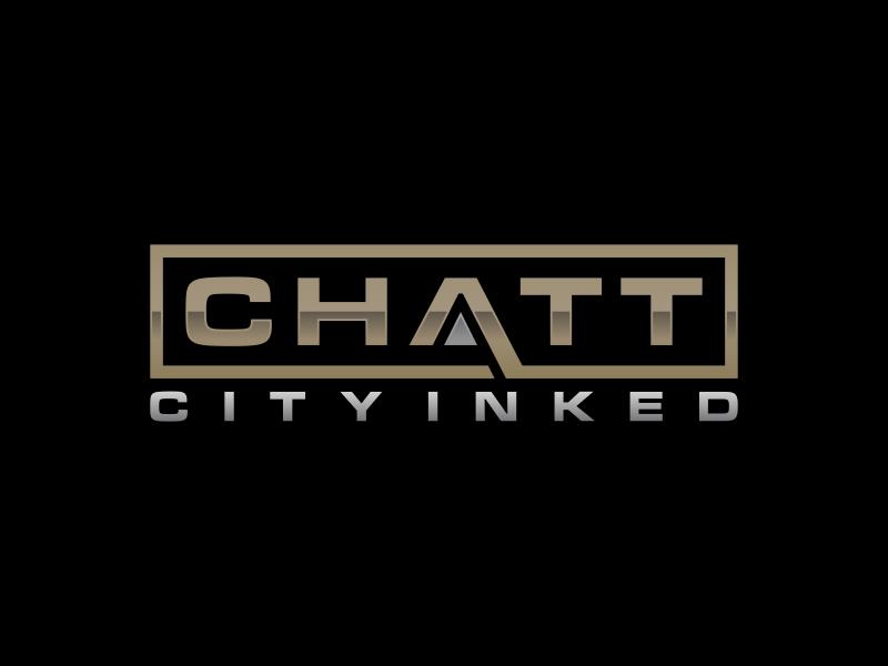 Chatt City Inked logo design by Amne Sea