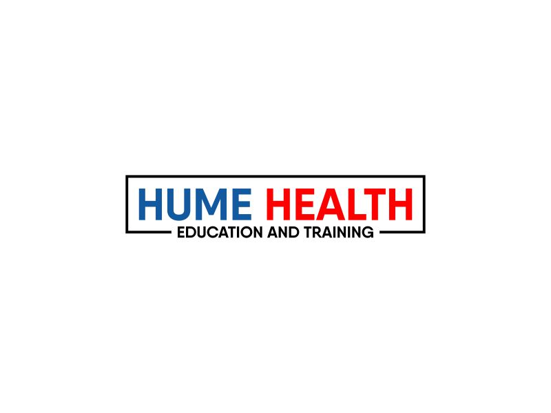 Hume Health Education and Training logo design by rian38