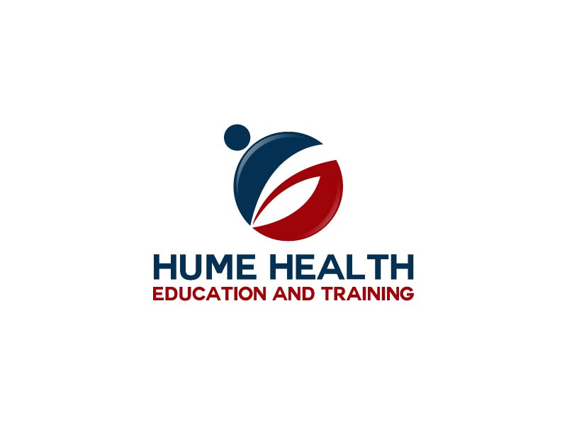 Hume Health Education and Training logo design by njiw
