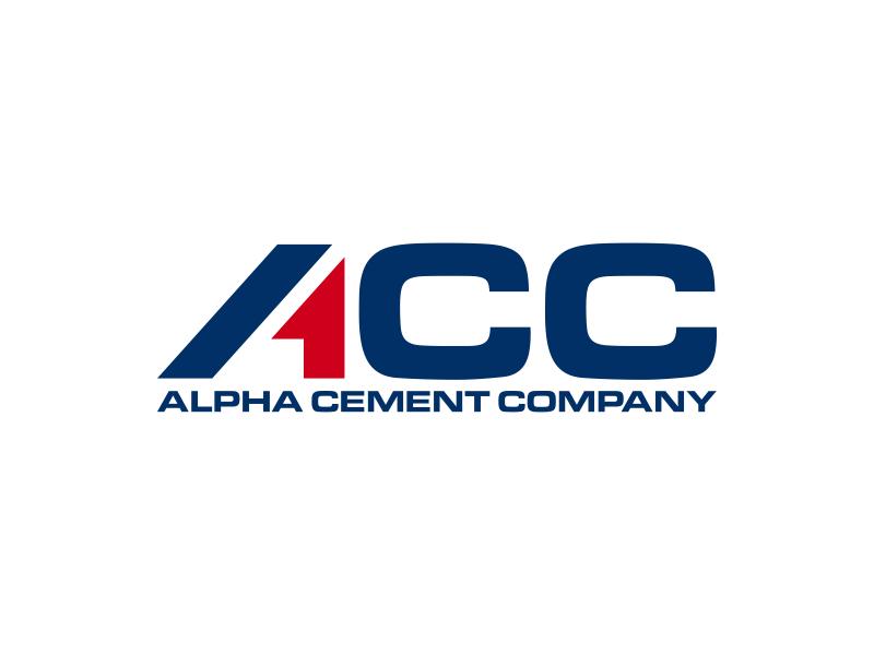 Alpha Cement Company logo design by maseru