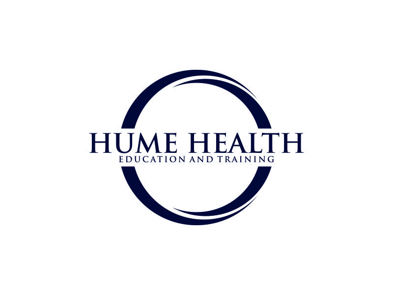 Hume Health Education and Training logo design by blessings