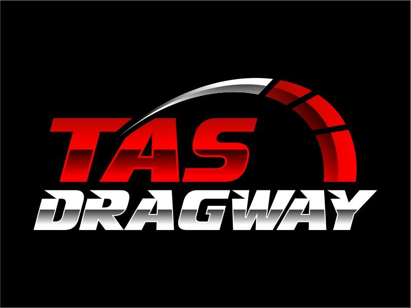 Tas dragway logo design by cintoko