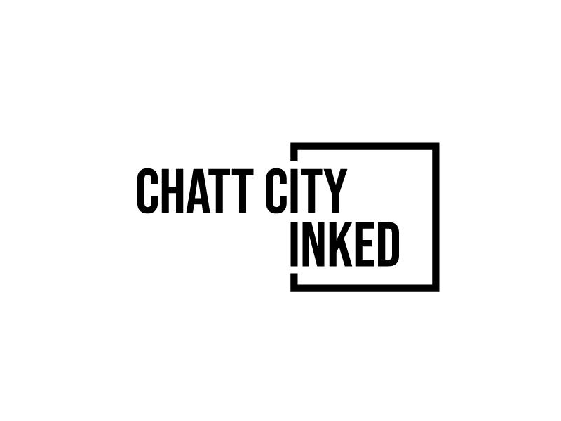 Chatt City Inked logo design by bigboss