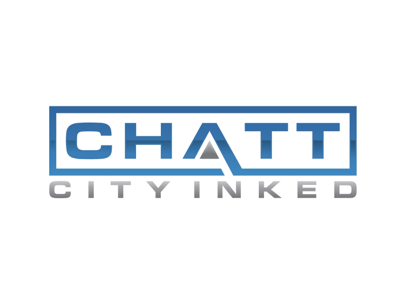 Chatt City Inked logo design by barley