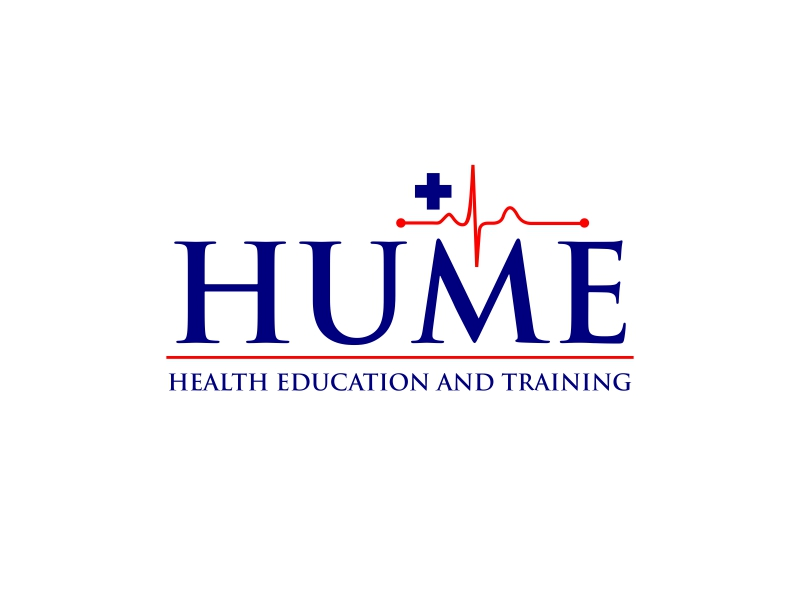 Hume Health Education and Training logo design by ingepro
