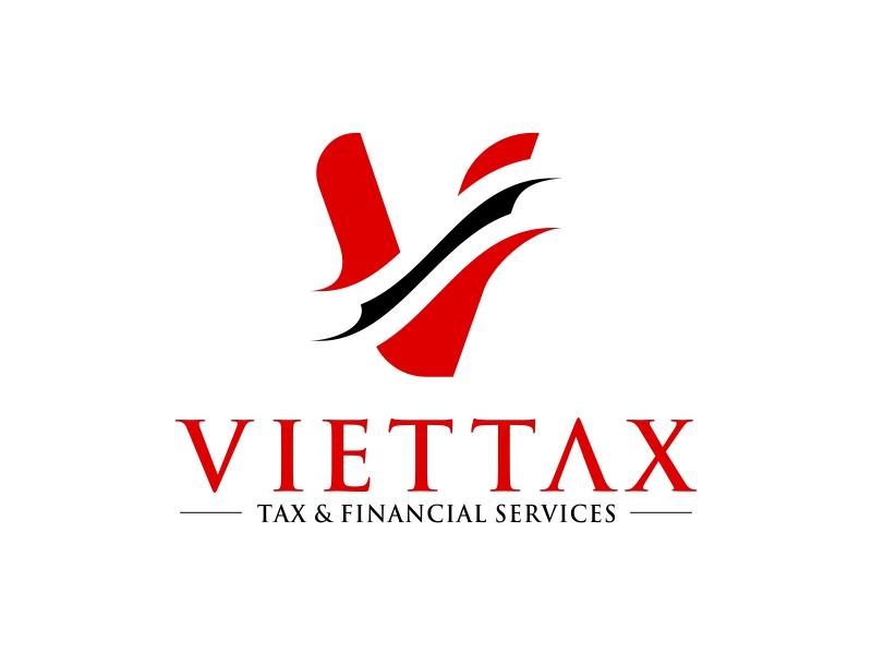 VIETTAX logo design by ekitessar