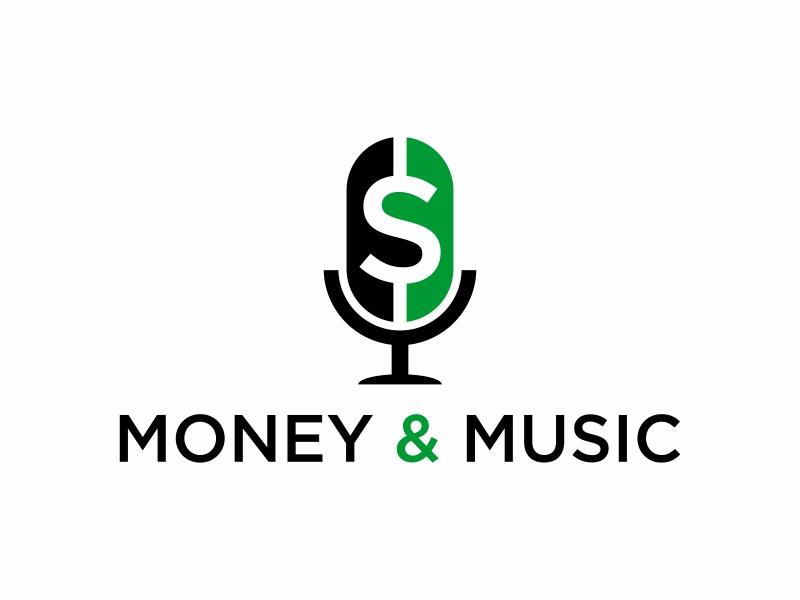 Money & Music logo design by Franky.