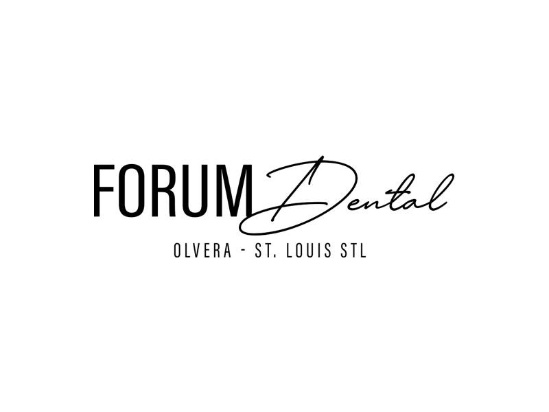 Forum Dental logo design by Bananalicious