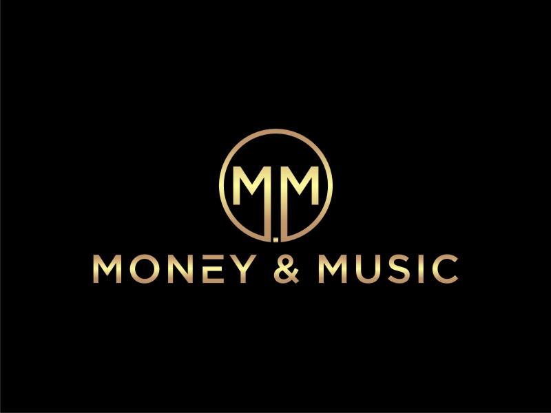 Money & Music logo design by johana