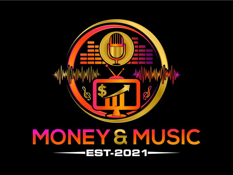 Money & Music logo design by Suvendu