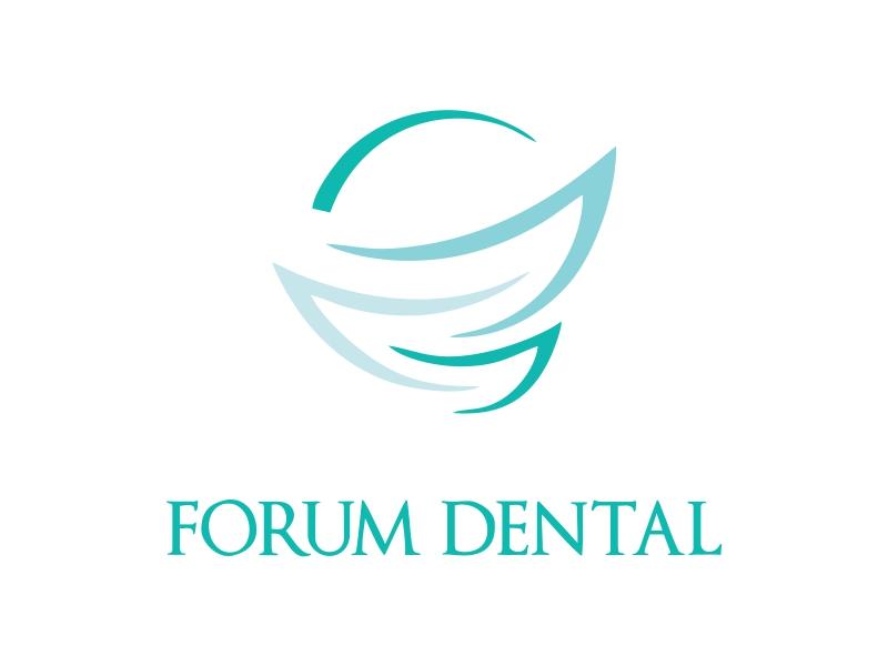 Forum Dental logo design by JessicaLopes