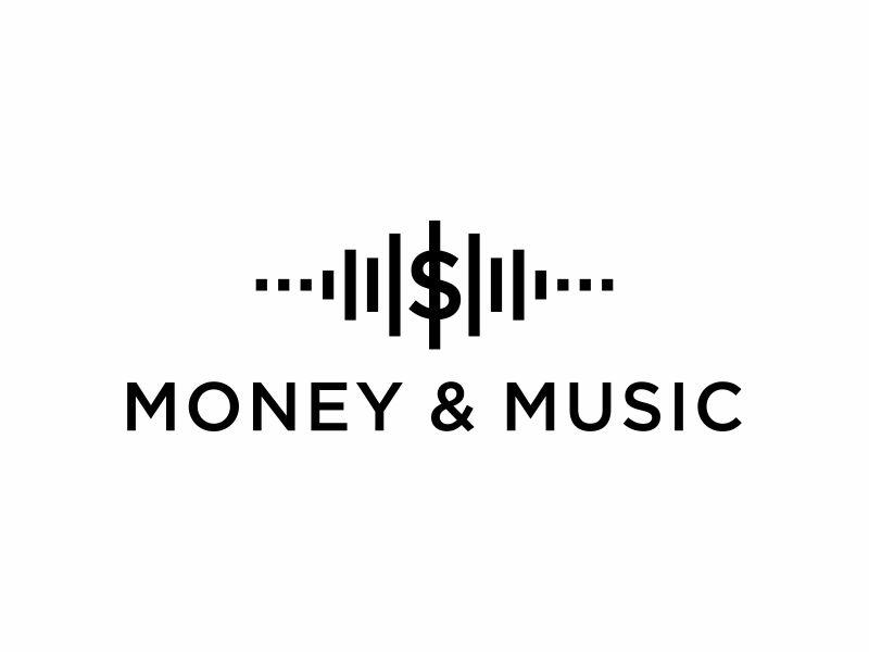 Money & Music logo design by ora_creative