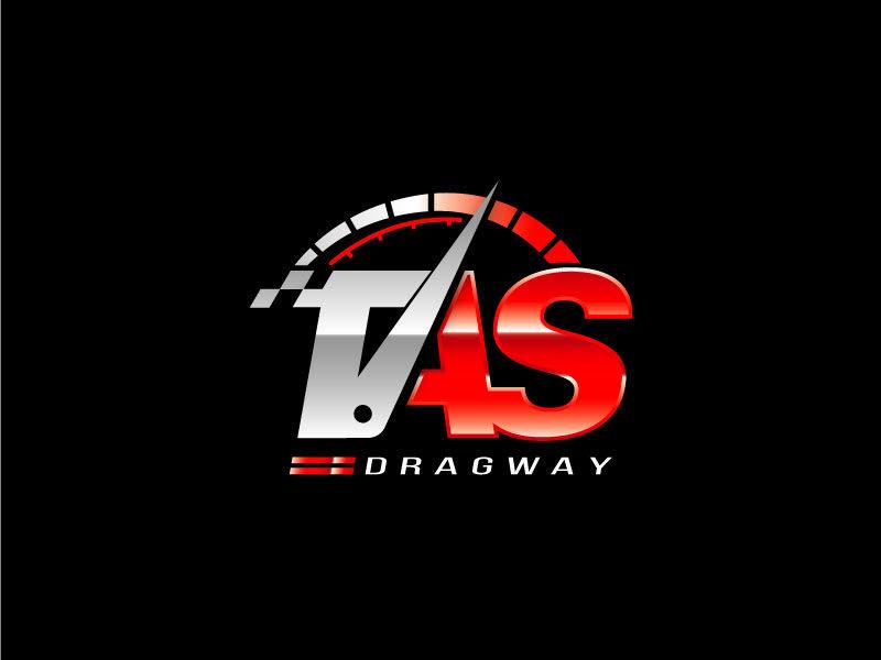 Tas dragway logo design by Erasedink