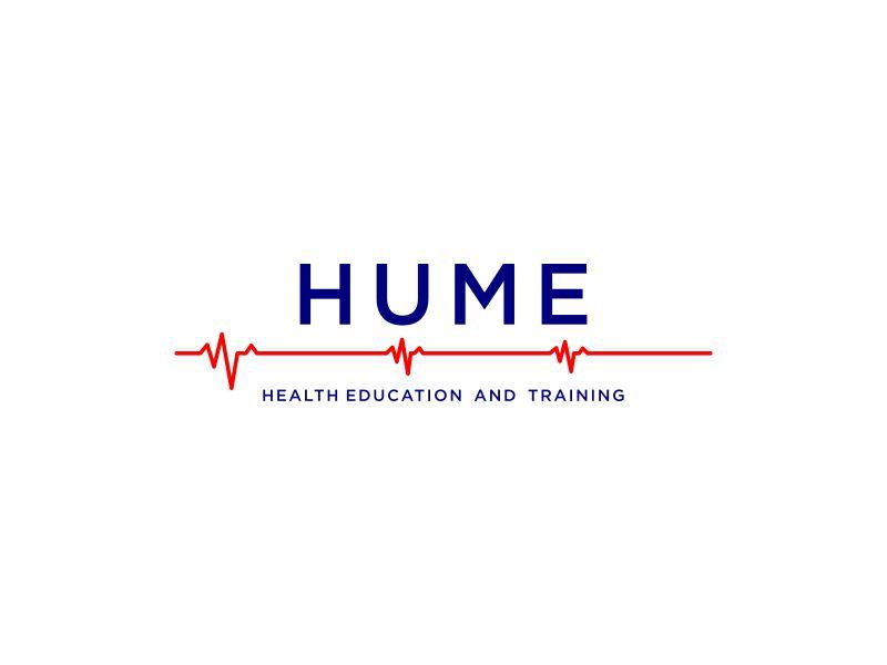 Hume Health Education and Training logo design by zeta
