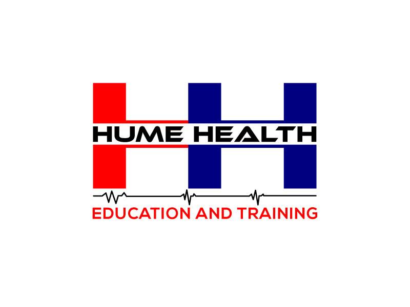 Hume Health Education and Training logo design by Pintu Das
