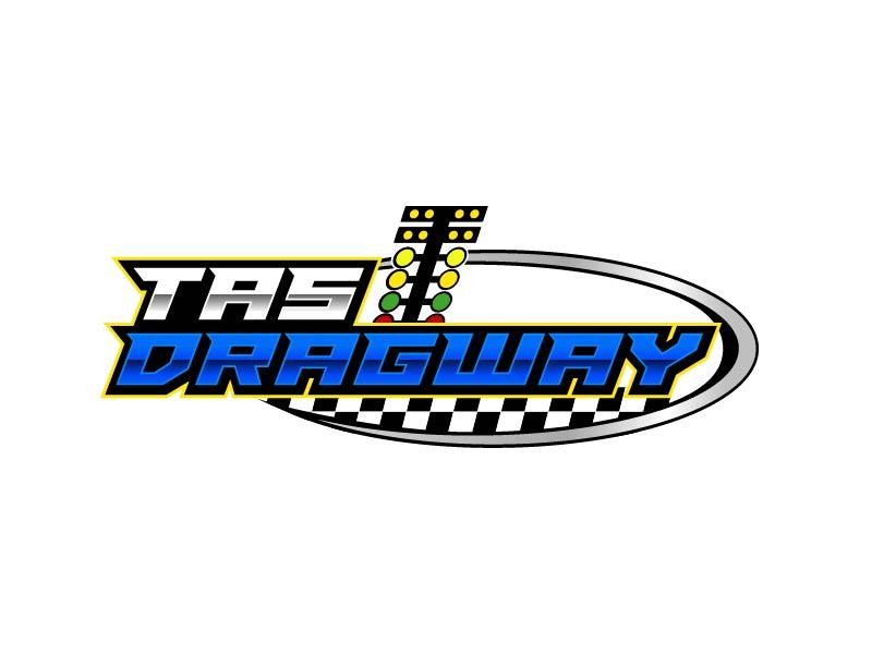 Tas dragway logo design by axel182