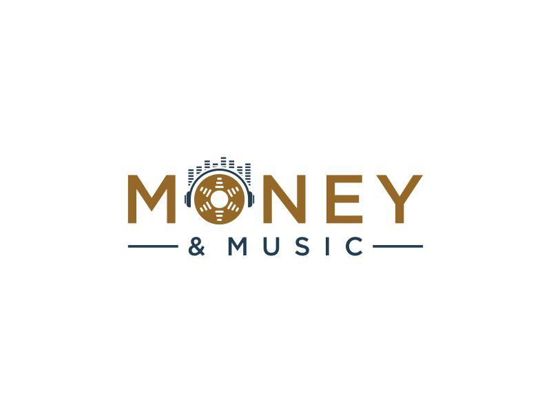 Money & Music logo design by mukleyRx
