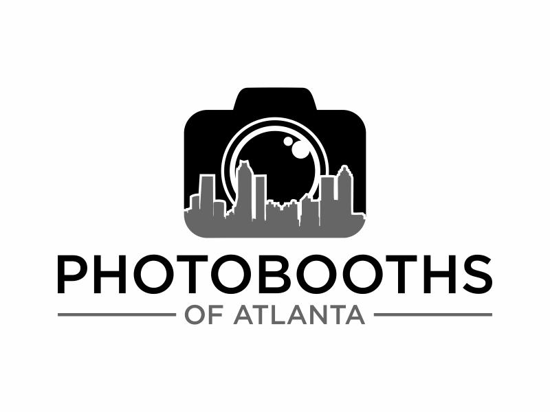 Photobooths Of Atlanta logo design by Franky.