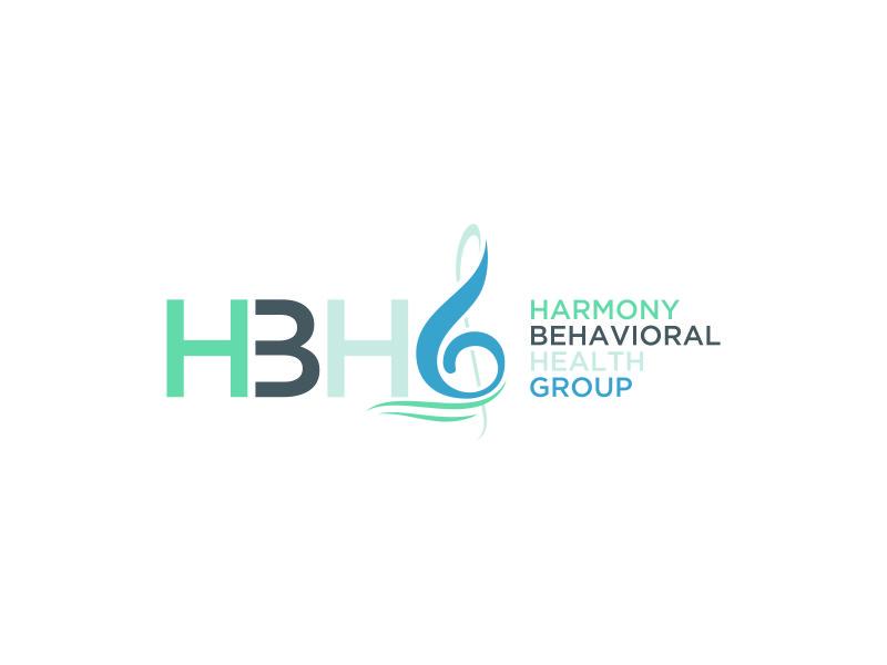 Harmony Behavioral Health Group logo design by blessings