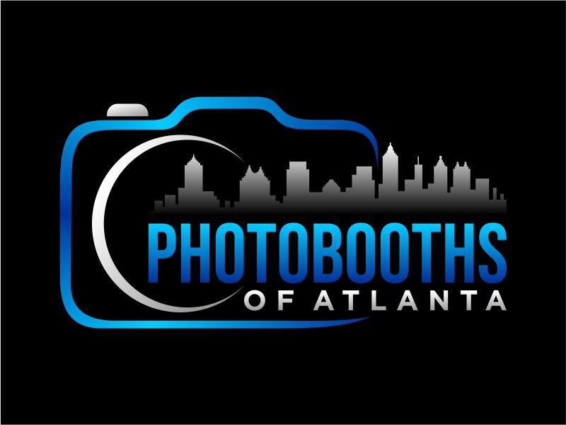 Photobooths Of Atlanta logo design by cintoko