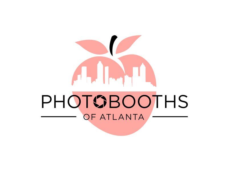 Photobooths Of Atlanta logo design by GassPoll