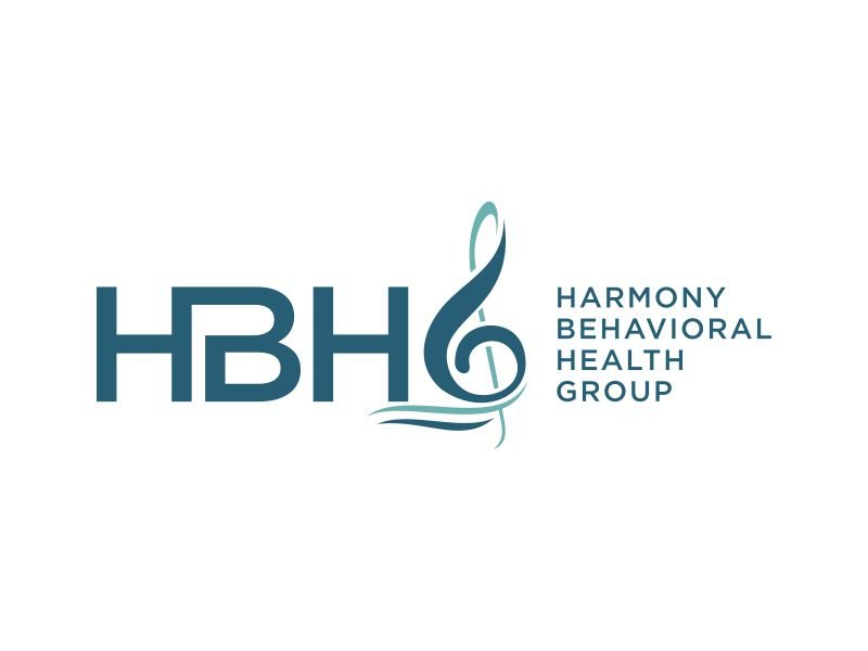 Harmony Behavioral Health Group logo design by kurnia